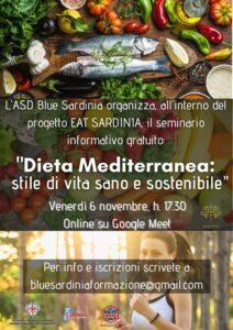 Webinar Dieta mediterranea